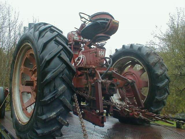 Farmall 460 Tractor Parts : Farmall engine parts tractor and