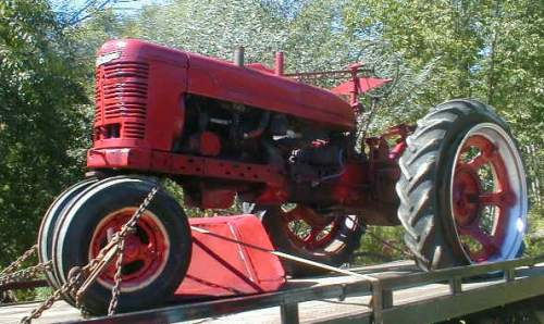 Farmall H Engines : Farmall h parts super w