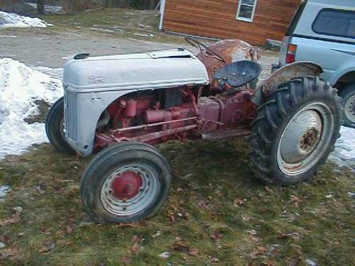 Ford 9n Parts : Ford n parts naa