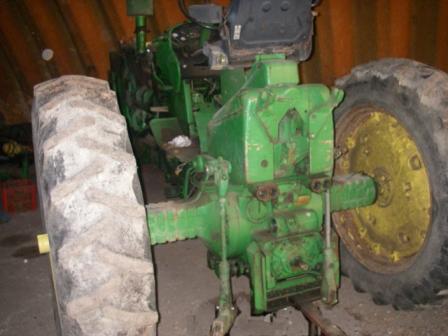 John Deere 4020 Parts